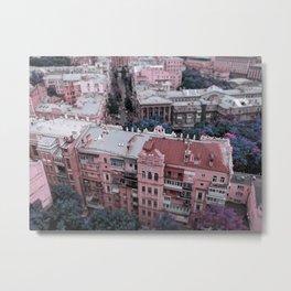 Kiev city Metal Print