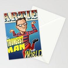 Artie! Stationery Cards