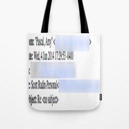 Beyond Belief Tote Bag