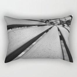 Boardwalk Bench Rectangular Pillow