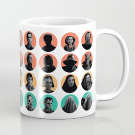 Oh, the Horror! Coffee Mug