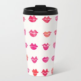 Kiss Collection – Pink Palette Travel Mug