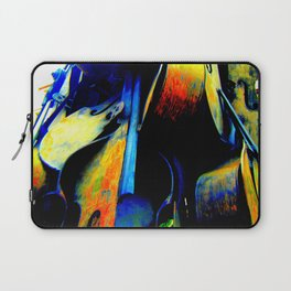 Technicolor Cellos  Laptop Sleeve