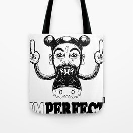 Imperfect Charlie Mouse Tote Bag