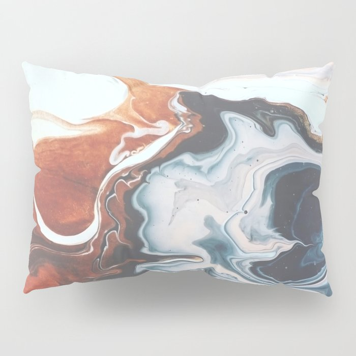Move with me Pillow Sham