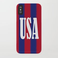 USA Slim Case iPhone X