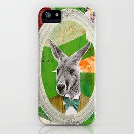 Giles 'Jocko' Keyton iPhone Case
