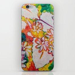 Leaves on the World Tree: Bashkir Linden iPhone Skin