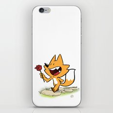 Another Word for Surprise iPhone & iPod Skin