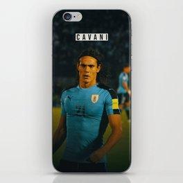 Edison Cavani iPhone Skin