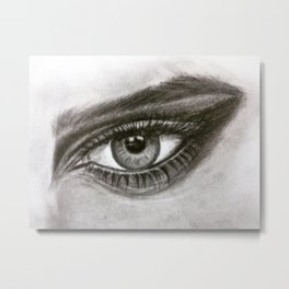 Eye see you ! Metal Print
