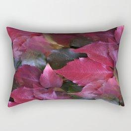 fall is coming -15- Rectangular Pillow