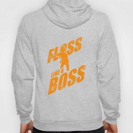 Flow like a boss. Hoody
