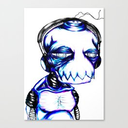 Heartbrochio Canvas Print