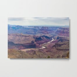 Colorado River in Grand Canyon Metal Print