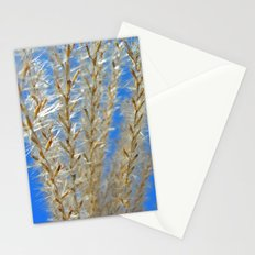 soft grasses II Stationery Cards