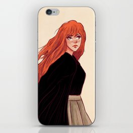 Ginny Weasley iPhone Skin