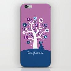 Tree of dreams iPhone & iPod Skin