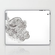 Lion in my Closet Laptop & iPad Skin