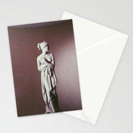 Goddess Statue Stationery Cards
