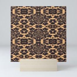 Leopard Pattern Mini Art Print