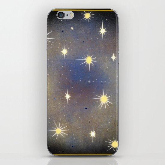 Multi-Burst iPhone & iPod Skin