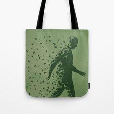 Blown Away Tote Bag
