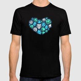 Heart of a Dungeon Master T-shirt