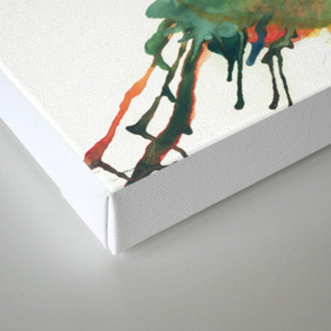 System #5: Lyscria Canvas Print