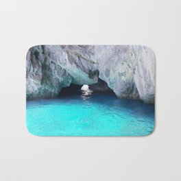 Capri Blue Grotto Bath Mat
