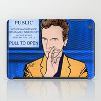 doctor who iPad Cases featuring Doctor Who by Alli Vanes