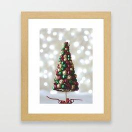 Oh, Christmas Tree Framed Art Print