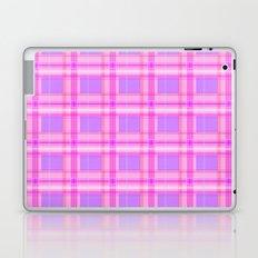Cuter Than You Plaid Laptop & iPad Skin