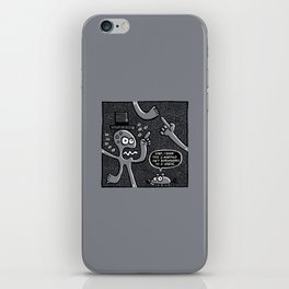 The Math Rodent iPhone Skin