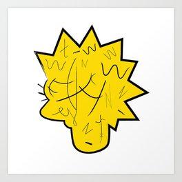 Liza Sigilson Art Print