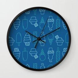 Ice cream 6 Wall Clock