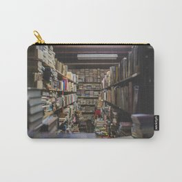 knowledge is power Carry-All Pouch