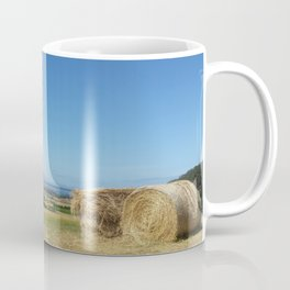 The ocean from the farm- tasmania Coffee Mug