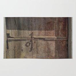 OLD DOOR 01 Rug