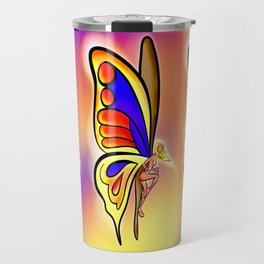 BUTTERFLY FAIRY Travel Mug