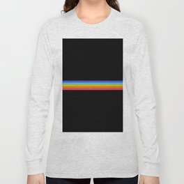 Retro Stripes 01 Long Sleeve T-shirt