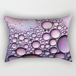 Purple bubbles Rectangular Pillow