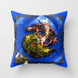 VETALOULA Throw Pillow