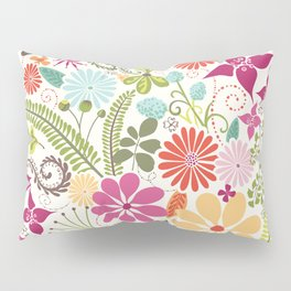 Terrain Pillow Sham