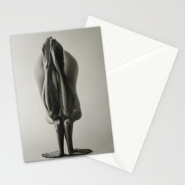 NuYoga004 Stationery Cards