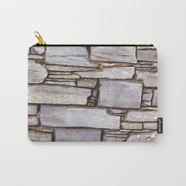 Rock Wall Carry-All Pouch