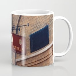 Hogwarts Express 9&3/4 Coffee Mug