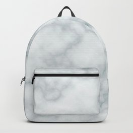 Blue Veined Marble Backpack