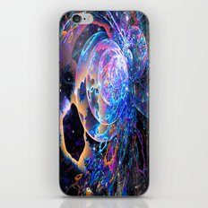 Transitory Cosmos iPhone & iPod Skin