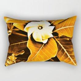 Tiare 'o Tahiti Rectangular Pillow